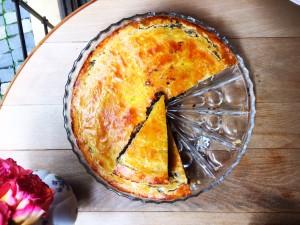 tarta cu prune afumate 1